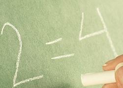 numbers-chalkboard